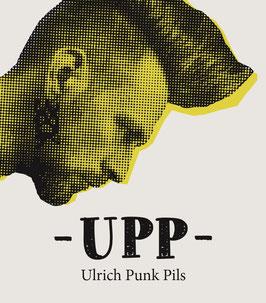 UPP - Ulrich Punk Pils- .33l