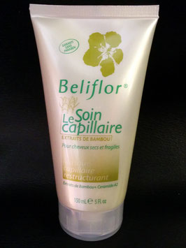 Masque  capillaire aux extraits de Bambou. 150 ml
