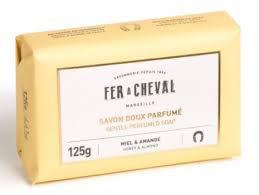 """Savon de Marseille """"Fer à Cheval"""" parfumé"""
