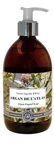 Savon d'Alep à l'huile d'Argan de l'Atlas