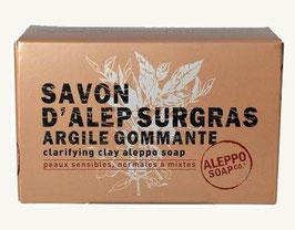 PAIN D'ARGILE - SAVON DE GOMMAGE - 150G