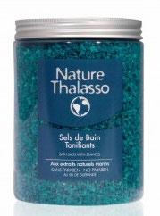 Sels de Bain Tonifiants 900 gr