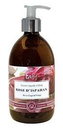 Savon douche d'Alep à la Rose  d'Ispahan 500 ml
