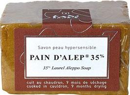 Savon d'Alep Laurier 35% 200 gr