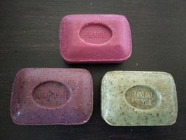 Savonnettes de Toilette de 100 gr (Base Savon de Marseille)