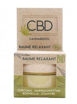 Baume CBD relaxant BIO 30ml
