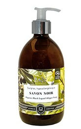 SAVON NOIR LIQUIDE  D'ALEP 500ml
