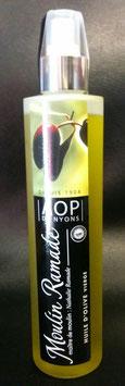 GOUT Fruité noir - Spray Huile d'olive vierge extra AOP de Nyons  rechargeable 250 ml