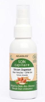 Soins Capillaires  Silicium organique et Aloé Véra bio 125 ml