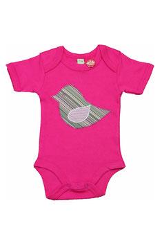 BODY pink langarm & kurzarm (Organic) -021-