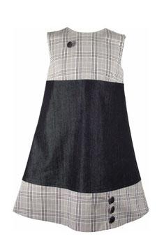 Kinderkleid MONA -001-