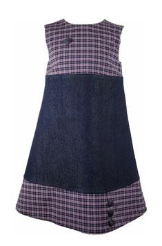 Kinderkleid MONA -002-