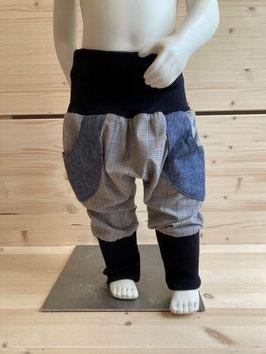 Kinder Räuberhose TONI 004 Gr.86