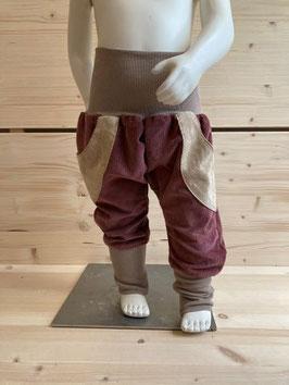 Kinder Räuberhose TONI 003 Gr. 86