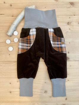 Kinder Räuberhose TONI 006 Gr.86/92