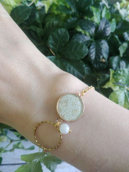 """Bracelet Agathe """"Flora"""""""