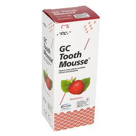"GC Tooth Mousse  ""Erdbeer"""