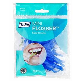 TePe Miniflossers Zahnseidenhalter