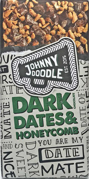 Johnny Doodle - Dark Dates & Honeycomb 150g