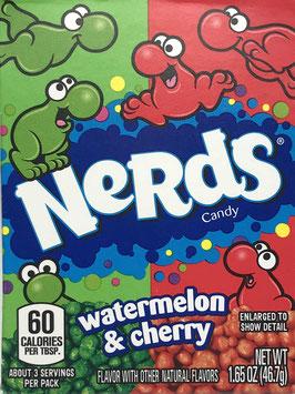 Nerds Watermelon & Cherry
