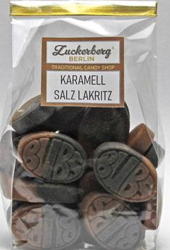 Kola/Salta Ovaler - Lakritz/Karamell