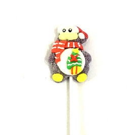 Marshmallow Lolly Pinguin