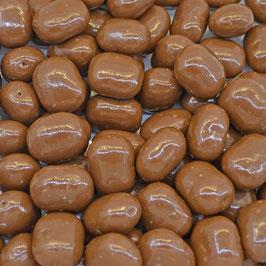 Chokladlakrits - Lakritzkern in Vollmilchschokolade