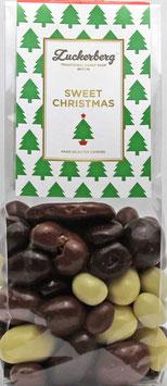 Nuss Frucht Schokoladen Mix 200g  Sweet Christmas