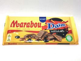 Marabou - Daim Saltlakrits