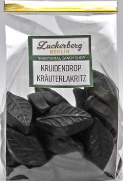 Kruidendrop - Kräuterlakritz