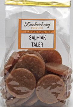 Salmiak Duiten - Lakritztaler