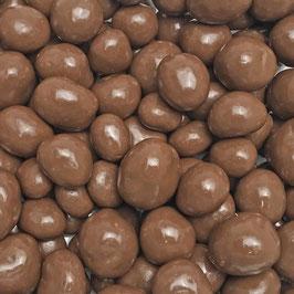 Himbeeren in Vollmilchschokolade
