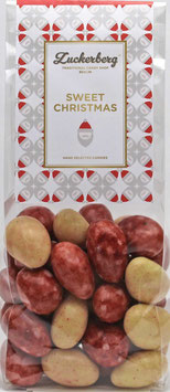 Erdbeer & Himbeer Schokoladen Mandeln 200g  Sweet Christmas