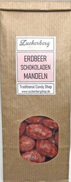 Erdbeer Schokoladen Mandeln