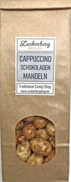Cappuccino Mandelkerne in  Schokolade