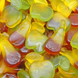 Zuckerfreie Äpfel & Birnen