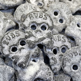 Stora Saltskallar - Salzlakritzschädel