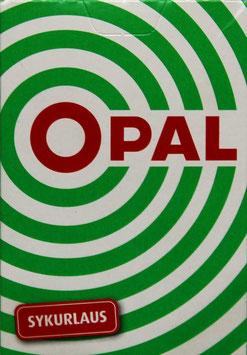 Opal Grün - Isländische Lakritzpastillen