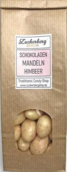 Himbeer Schokomandeln