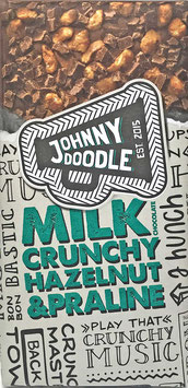 Johnny Doodle - Crunchy Hazelnut & Praline 150g