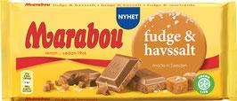 Marabou - Fudge & Havssalt