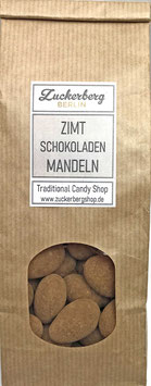 Zimt Schokoladen-Mandeln
