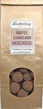 Kaffee-Schokoladen Haselnüsse