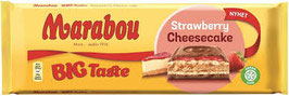 Marabou BIG - Strawberry Cheesecake 300g!!!