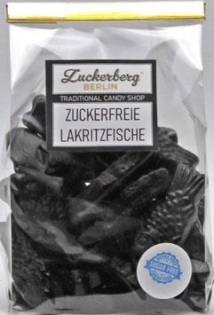 Zuckerfreie Salz-Fische