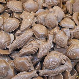 Choklad Sjörfrukter – Schokoladen Meeresfrüchte
