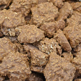 Schokoladen Kokos Cluster