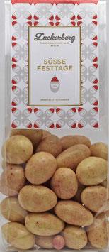Himbeer Schokoladen Mandeln 200g  Sweet Christmas
