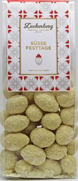 Kokos Mandeln mit weißer Schokolade 200g  Sweet Christmas