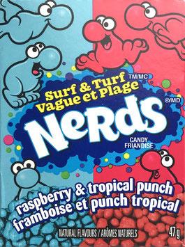 Nerds Surf & Turf Raspberry & Tropical Punch